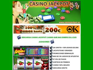 http://www.casinojackpot.es